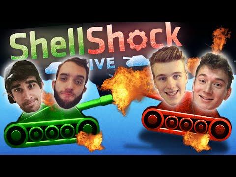 NO SCOPE! - SHELLSHOCK LIVE #2 with Vikk, Mitch, Rob & Lachlan