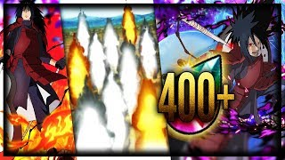 400+ PEARLS! WOW THIS BANNER... NEW BLAZING FEST LIMIT BREAK BANNER!   Naruto Ultimate Ninja Blazing