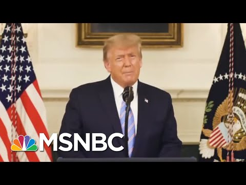 Biden Blasts 'Domestic Terrorists' As Trump Faces Riot Fallout | The 11th Hour | MSNBC