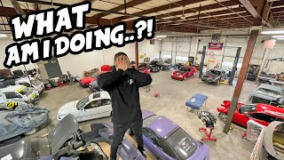 HUGE SHOP UPDATE - What is going on with every car?!