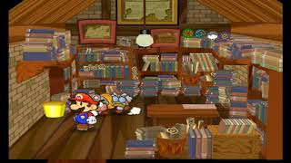 Paper Mario TTYD Part 2: You Can't Touch Me.