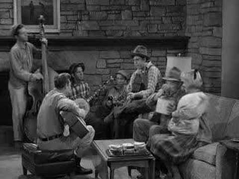 Andy Griffith - The Darlings - Ebo Walker