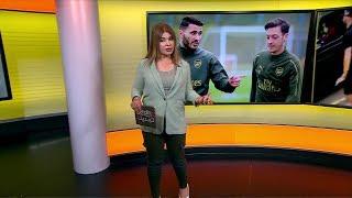 أوزيل و كولاسيناك تحت حراسة مشددة ويغيبان عن أولى مباريات  أرسنال بسبب مخاوف أمنية