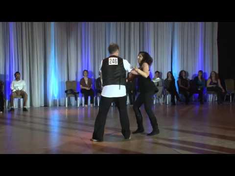 Spotlight Dance Celebration 2015-2016 All Star Jack & Jill - Nelson Clarke & Nicole Zwerlein