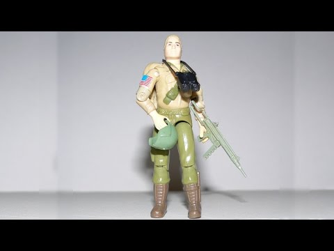 1983 & 1984 Duke (First Sergeant) G.I. Joe review