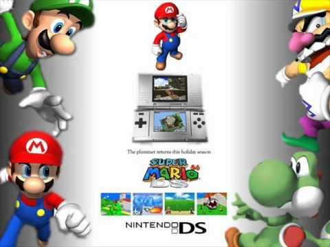 Instrument Swap: Super Mario 64 DS/Kirby 64, Rock Star Level 1