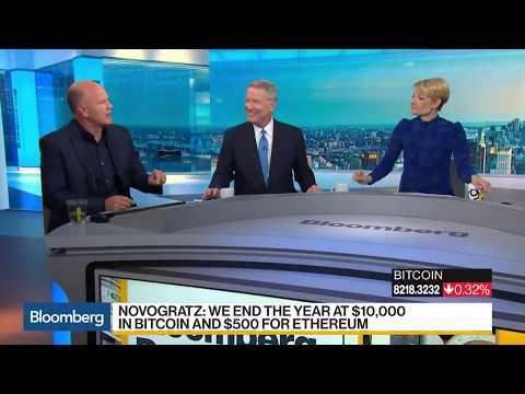 Mike Novagratz: Bitcoin end year at $10,000 & Ethereum $500!