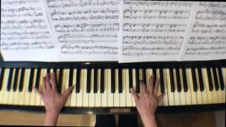 1996年に発売された小沢健二の「大人になれば」を耳コピし、ピアノソロ...