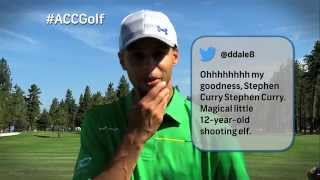 Celebrity Golfers read Mean Tweets at the American Century Championship