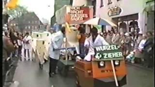 Delbrücker Karneval: Kinderzug 1987 (Teil 1)