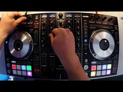 Crate Diggin' - DJ Mix - April 2016 - House - Pioneer DDJ SX2 - Serato