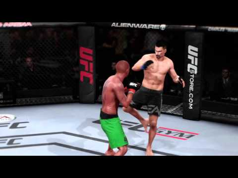UFC Fight Night 55 - Marcus Brimage Vs Jumabieke Tuerxun - Prelims - EA Sports UFC 2014