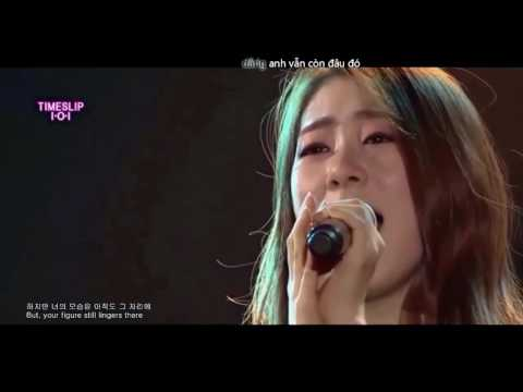 [Vietsub] Western Sky -  Sejeong feat Yeonjung @ Time Slip concert