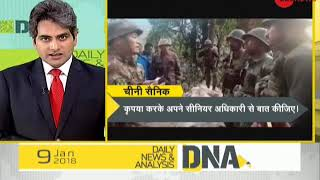 DNA:  India and China nearly averted a Doklam-like face-off in Arunachal, Watch Special Report