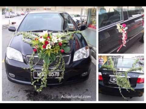 Creative Wedding Car Decor Ideas Youtube