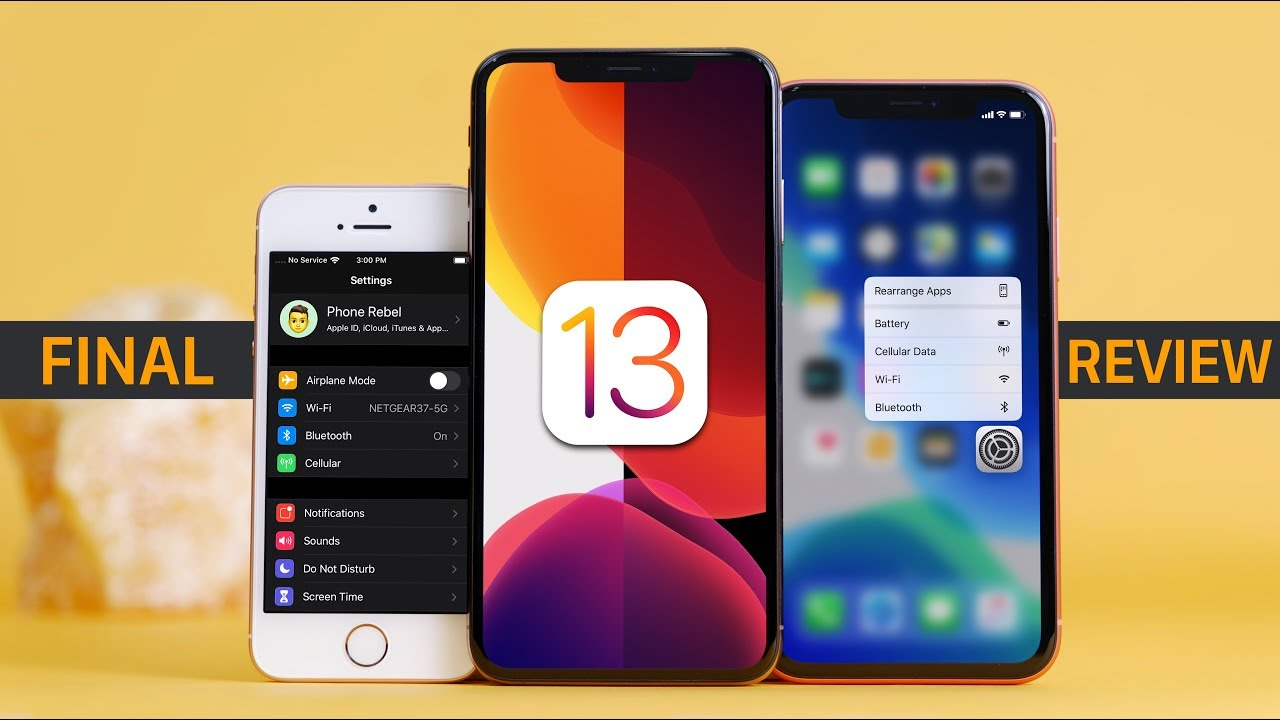 iOS 13 Final Review! A Perfect Update