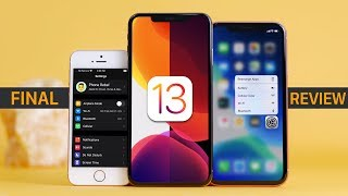 iOS 13 Final Review! A Perfect Update Video