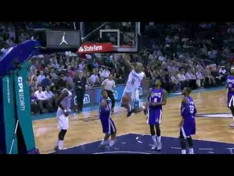 Gerald Henderson Takes Flight and Punishes the Rim