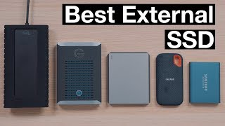 Best External SSD's For Your Mac!