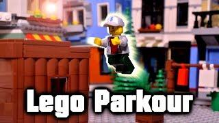 LEGO Parkour | Stop Motion Animation