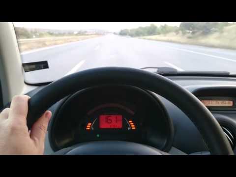 Citroen c3 highway max speed