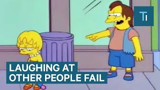 Why Do We Enjoy Seeing Other People Fail?