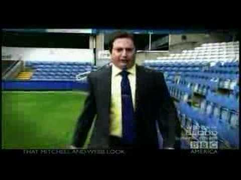 Mitchell And Webb - Football Futbal Soccer - YouTube