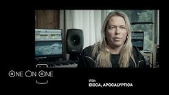 One on One with Eicca Toppinen, Apocalyptica | Genelec 8341 | Interview