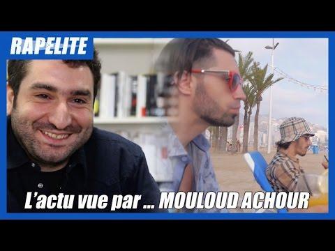 Mouloud Achour : PNL, Serge Aurier, Booba/Foresti, le film Fatima, les contrôles au faciès