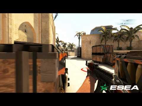 ESEA Main CS: GO Player Spotlight: Klassfest Vhryl vs Infused on de_mirage