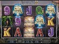 Avalon 2 Slot - Big Win During Bonus Wheel!