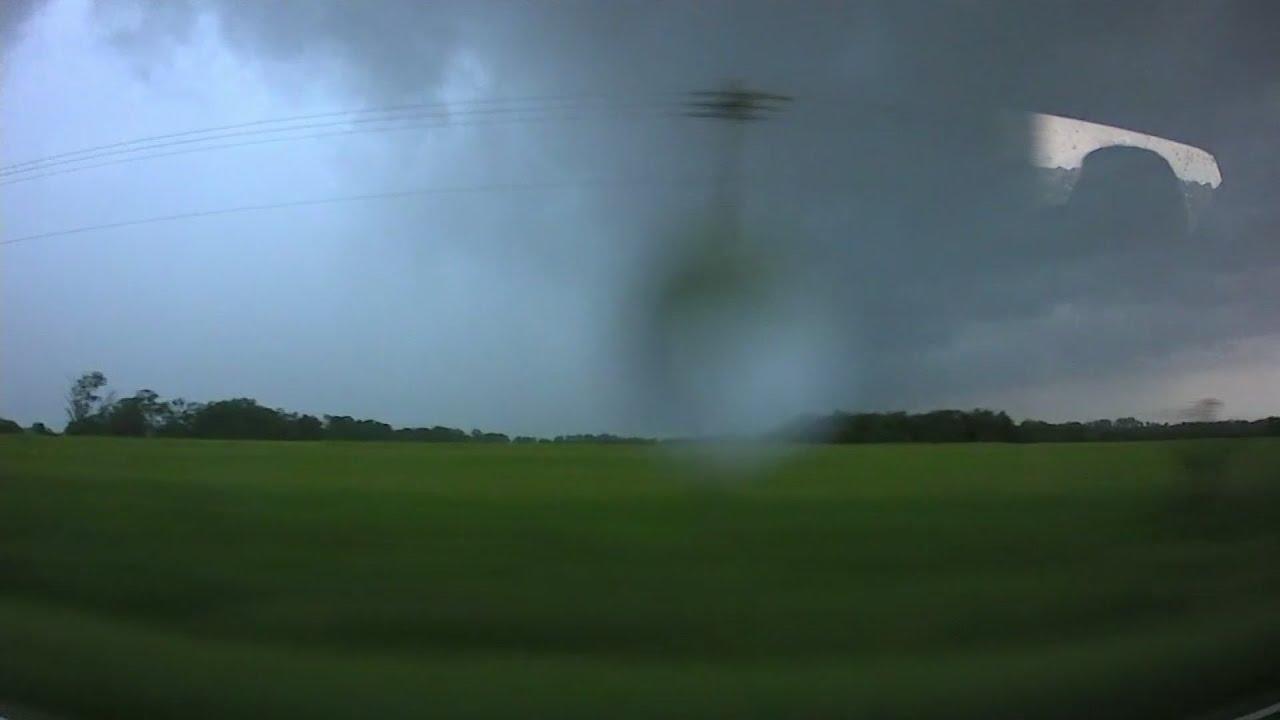 Tornado on ground in Kansas City area