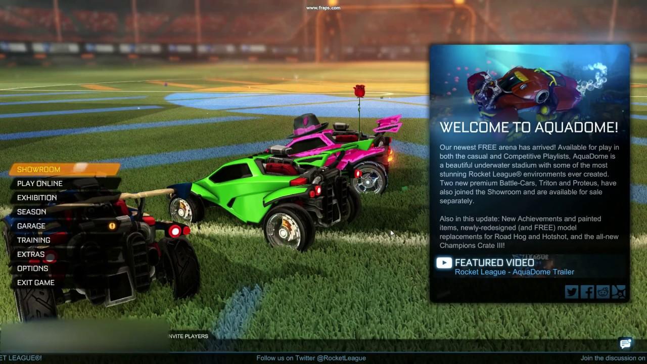 how to get ninja wheels rocket league