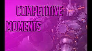 Overwatch Comp placement Matches moments #2