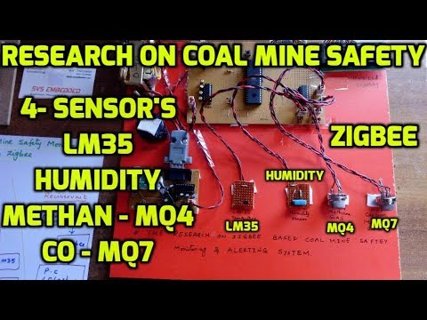Research on Coal Mine Safety Monitoring System Based on Zigbee