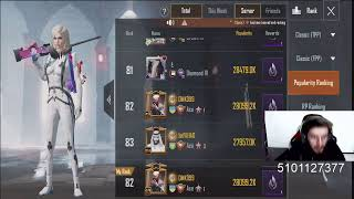 pubg mobile LIVE OMKO AND HERO