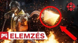Ez derült ki a Mortal Kombat 11 első előzeteséből
