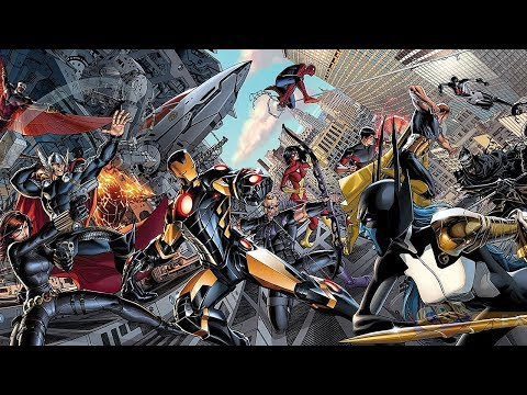 The Last Great Marvel Comic - Jonathan Hickman's Avengers