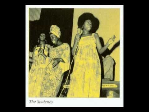 The Soulettes - friends and lovers