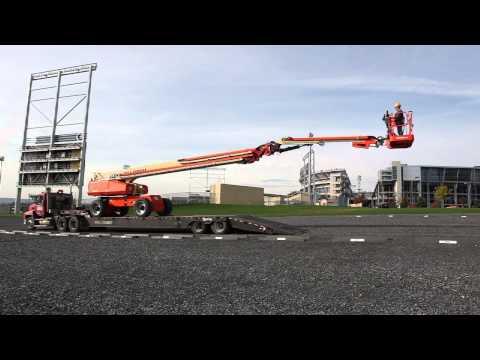 JLG 1500SJ Boom Lift