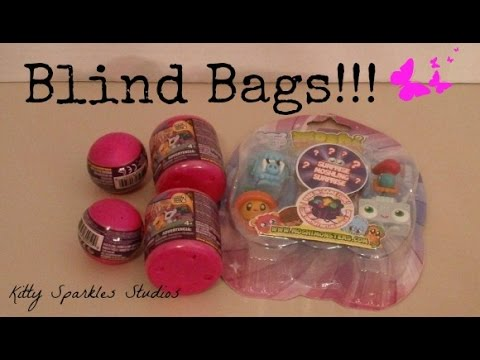 Blind Bags My little pony squishy pops, My little pony fashems, Moshi Monsters - YouTube