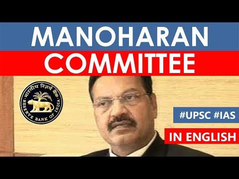 manoharan-committee-submits-its-report,-secondary-market-for-corporate-loans,-current-affairs-2019