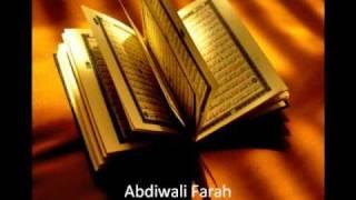 Abdiwali Farah  Surah Maryam