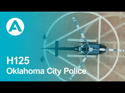 H125: Law enforcement with Oklahoma City Police