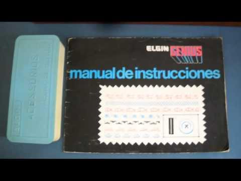 free manual for elgin 2468