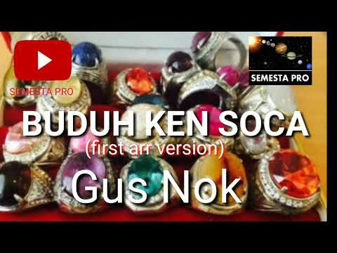 Buduh Ken Soca(First Arr Version) Vocal Gus Nok