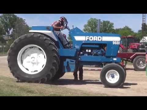 Ford 9600 - Lucan Tractor Pull