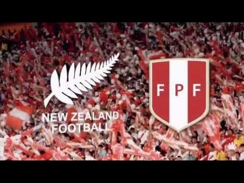 New Zealand Vs Peru - Advertising Spot Ane 2K02 2017 Hd