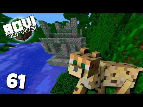 EN BUSCA DE MI NUEVO GATO | Rovi Survival Minecraft | Episodio 61