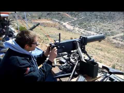 Big Sandy Machine Gun Shoot March 2013